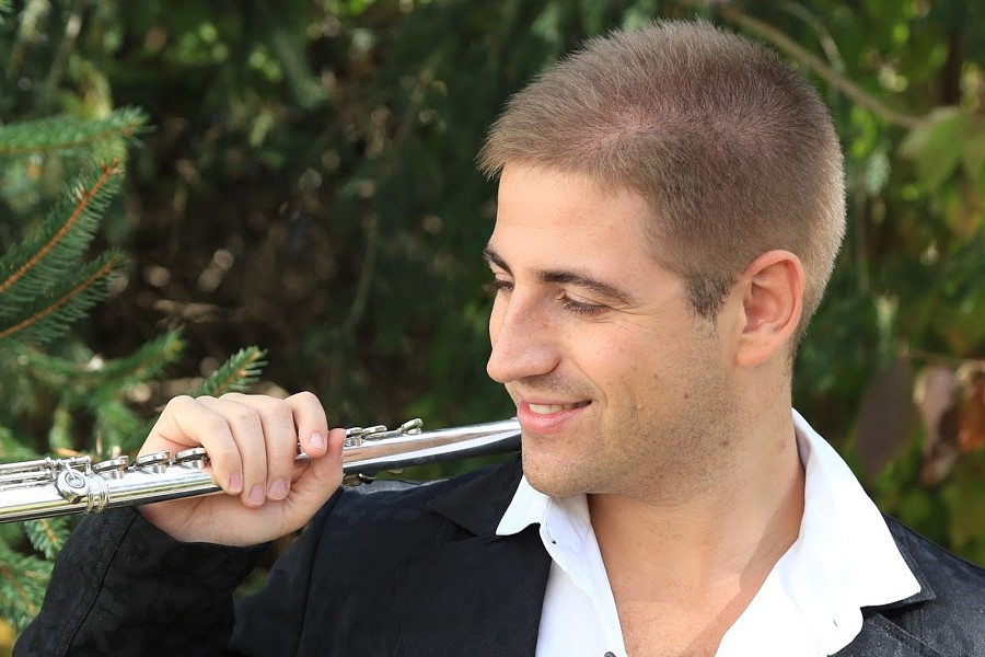 Александр Хаскин (флейта)