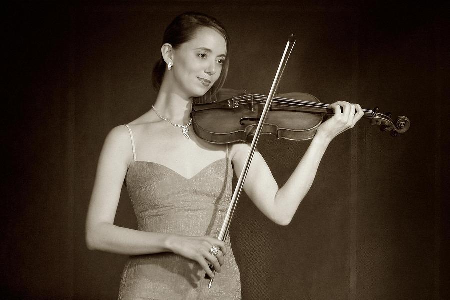 Мария Карнаухова (скрипка)