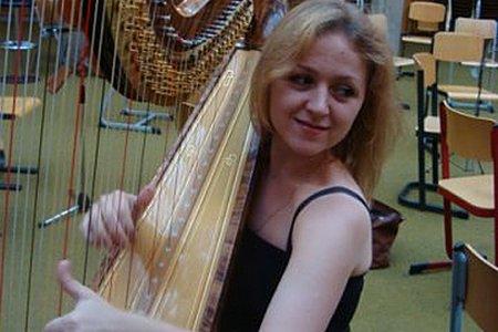 Оксана Сушкова (арфа)
