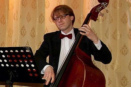 Сергей Афанасьев (контрабас, бас-гитара)