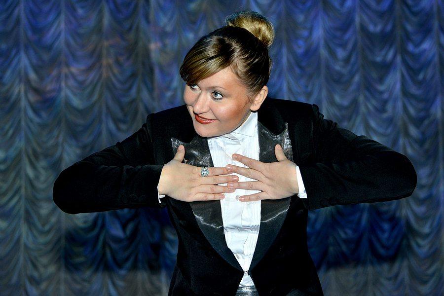 Жанна Колотий (дирижер, хормейстер)