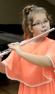 Баркова Ева Даниловна флейта