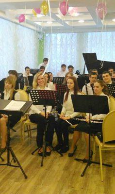 Духовой оркестр Академии имени Маймонида