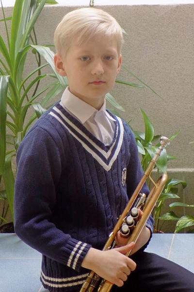 Колобков Арсений труба