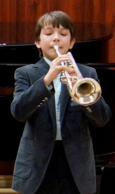 Руженцев Арсентий труба