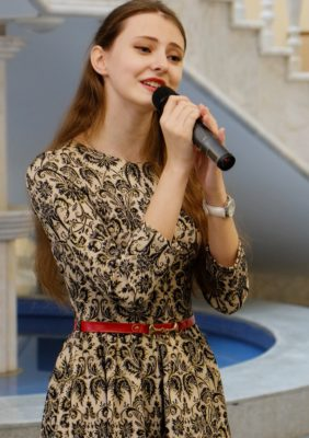 Елизавета Костогладова