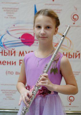 Ксения Збарская