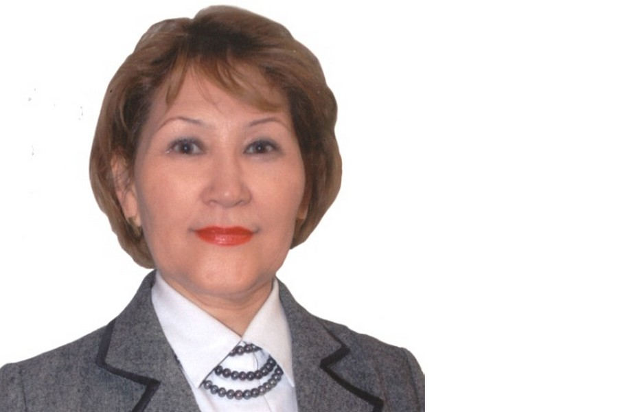 Менслу Джексембекова (академик МАНПО)