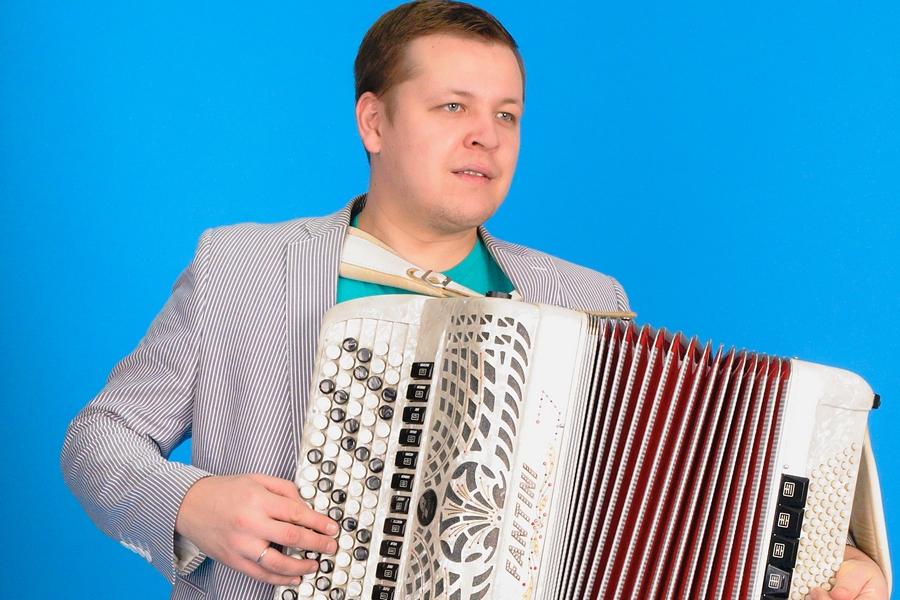 Василий Мороков (баян)