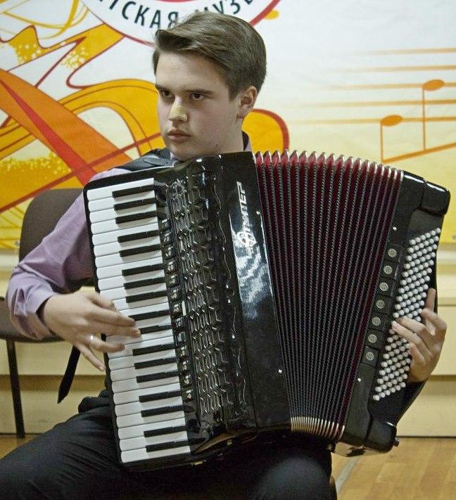Косарев Иван Валентинович аккордеон