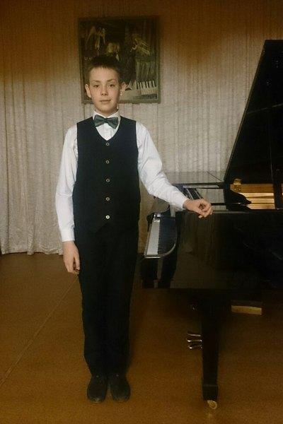 Павлов Филипп Дмитриевич фортепиано