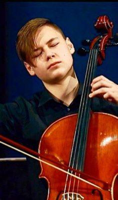 Сивак Виктор виолончель