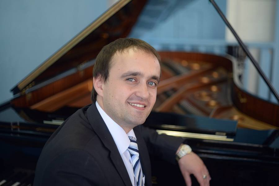 Павел Левадный (Композитор, пианист)